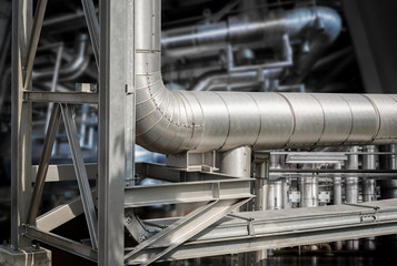Powerhouse pipe system