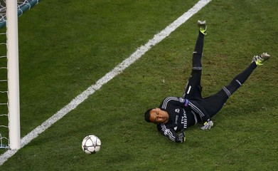 Football Soccer - Real Madrid v Atletico Madrid - UEFA Champions League Final