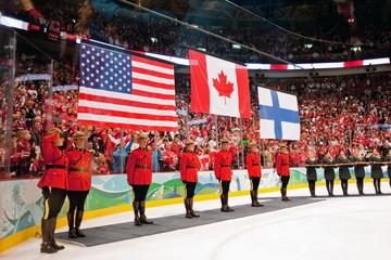 OLYMPICS: FEB 28 - Men's Hockey - Gold Medal Final