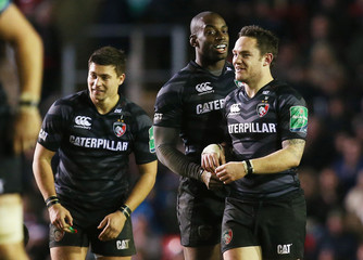 Leicester Tigers v Montpellier - Heineken European Cup Pool Five