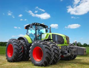 Fototapete - Traktor