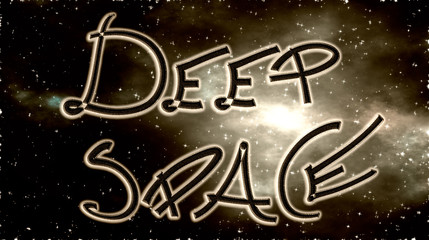 Deep Space - Abstract Universe