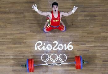 Weightlifting - Men's 85kg