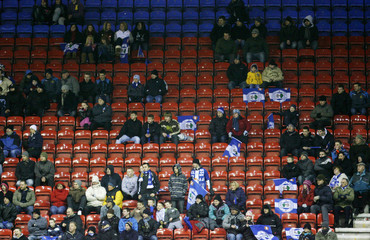 Wigan Athletic v Bolton Wanderers Barclays Premier League