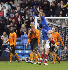 Portsmouth v Hull City Barclays Premier League