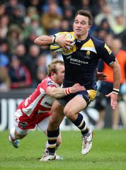 Worcester Warriors v Gloucester Rugby - Aviva Premiership