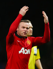 Manchester United v Olympiakos - UEFA Champions League Second Round Second Leg