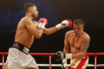 Matty Clarkson v Lee Duncan English Light-Heavyweight Title Eliminator & MaxiNutrition Knockout Quarter Final