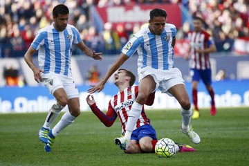 Football Soccer - Spanish Liga BBVA- Atletico Madrid v - Malaga