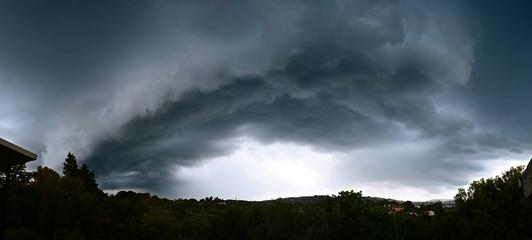Formazione di una tempesta