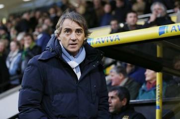 Norwich City v Manchester City - Barclays Premier League