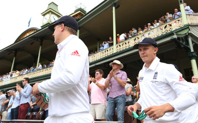 Australia v England - 2013/14 Commonwealth Bank Ashes Test Series Fifth Test