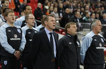 England v Holland International Friendly