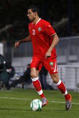 Northern Ireland v Morocco International Friendly