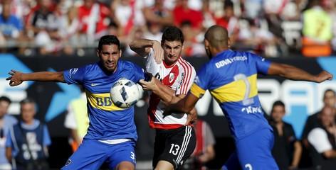 Football Soccer - River Plate v Boca Juniors - Argentine First Division