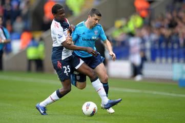 Bolton Wanderers v West Bromwich Albion Barclays Premier League
