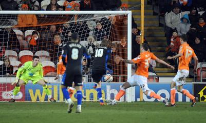 Blackpool v Portsmouth npower Football League Championship