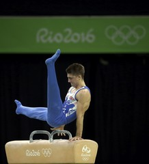 2016 Rio Olympics - Artistic Gymnastics - Men's Pommel Horse Final