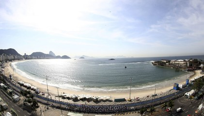 2016 Rio Olympics - Cycling Road - Final - Men's Road Race