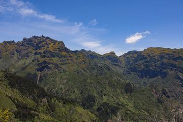 mountains of madeira