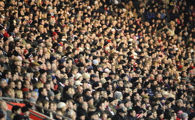 Southampton v Manchester United FA Cup Third Round