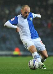 Blackburn Rovers v Millwall - npower Football League Championship