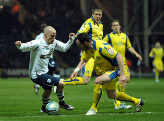 Preston North End v Leeds United npower Football League Championship