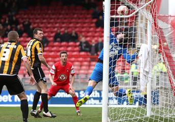 Leyton Orient v Port Vale - Sky Bet Football League One