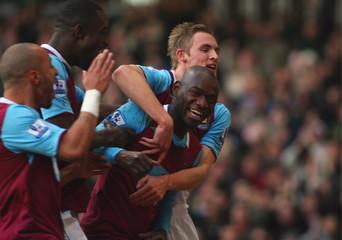 West Ham United v Barnsley FA Cup Third Round