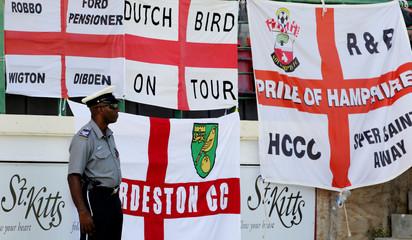 St Kitts & Nevis v England - Tour Match