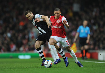 Arsenal v Newcastle United Barclays Premier League