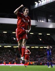 Liverpool v Sunderland Barclays Premier League