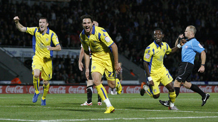 Doncaster Rovers v Leeds United npower Football League Championship