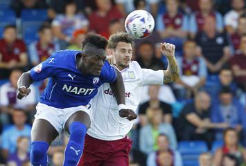 Chesterfield v Aston Villa - Pre Season Friendly