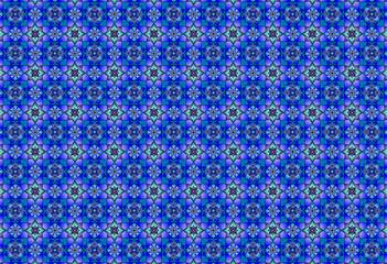Four Point Star Pattern