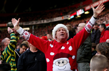 Manchester United v West Ham United - Barclays Premier League