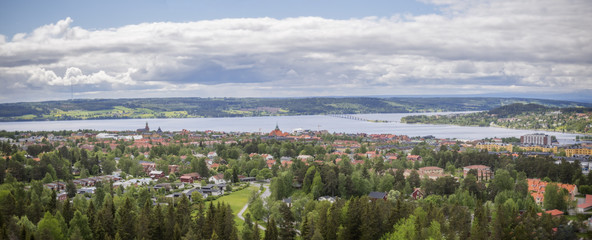 nordic swedish city östersund