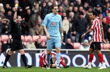 Sunderland v Tottenham Hotspur Barclays Premier League