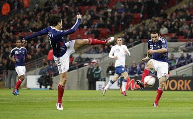 England v France International Friendly