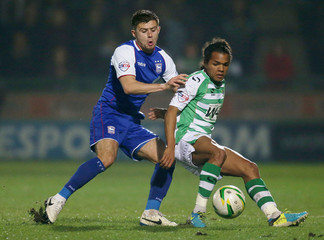 Yeovil Town v Ipswich Town - Sky Bet Football League Championship