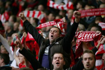 Liverpool v Everton - Barclays Premier League