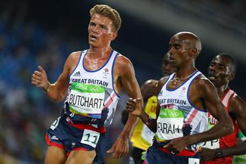 Athletics - Men's 5000m Final