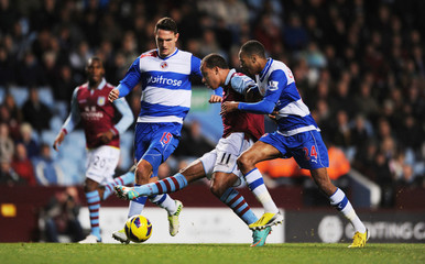 Aston Villa v Reading - Barclays Premier League