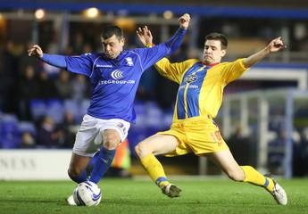 Birmingham City v Crystal Palace - npower Football League Championship