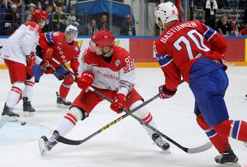 Ice Hockey - 2016 IIHF World Championship - Group A