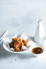 Fried Sesame Chicken