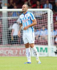 Scunthorpe United v Huddersfield Town - Pre Season Friendly