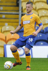 Mansfield Town v Bristol Rovers - Sky Bet Football League Two