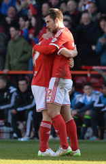 Nottingham Forest v Middlesbrough - Sky Bet Football League Championship