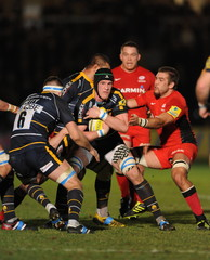 Worcester Warriors v Saracens Aviva Premiership